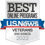 US News and world report best online programs veterans graduate business 2021