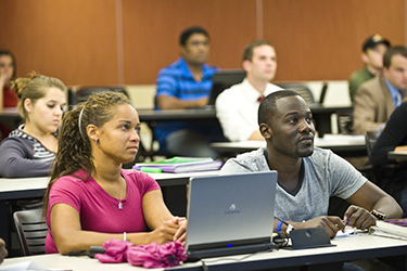 photo of students in a classroom