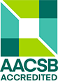 aacsb international accreditation logo