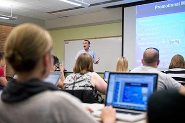 marketing degrees in Ohio