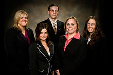 photo of human resources club students
