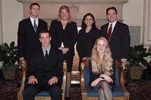 photo of ethics team members