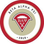 Beta Alpha Psi, 1919 logo
